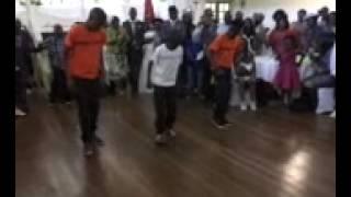 Imbongolo boys dance ndux malax unity at uk