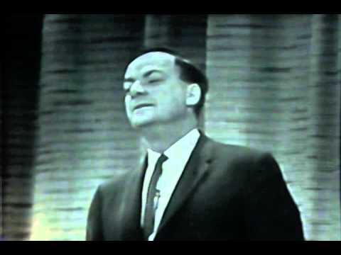 Richard P. Feynman: Theory, Prediction, Observation