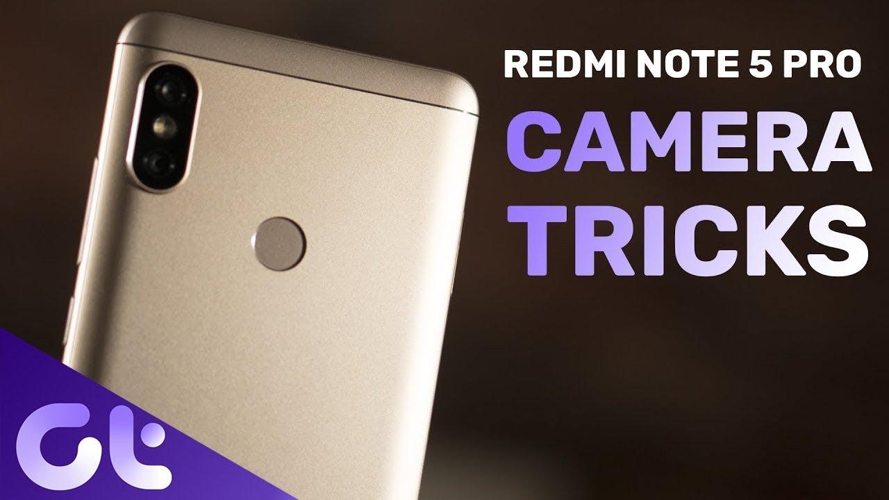 377236286aa778 TOP 7 COOL Redmi Note 5 Pro Camera Tips & Tricks | Guiding Tech ...