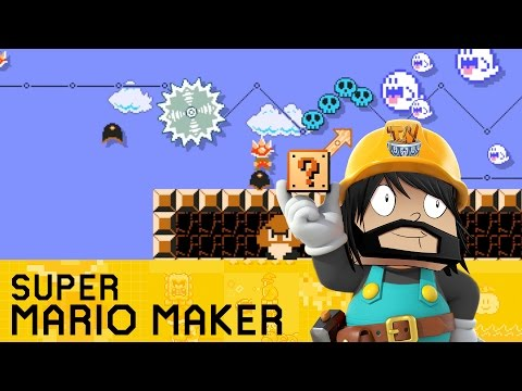 Super Mario Maker - Playing YOUR Levels!