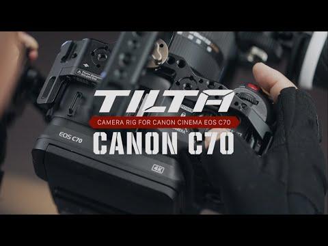 Tilta Camera Rig for Canon Cinema EOS C70