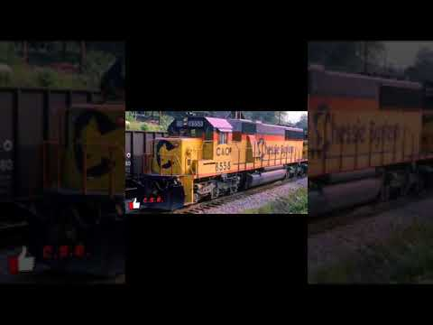The Life Of The EMD SD50