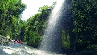 Telaga Waja River Rafting - Class 4 - Bali Indonesia
