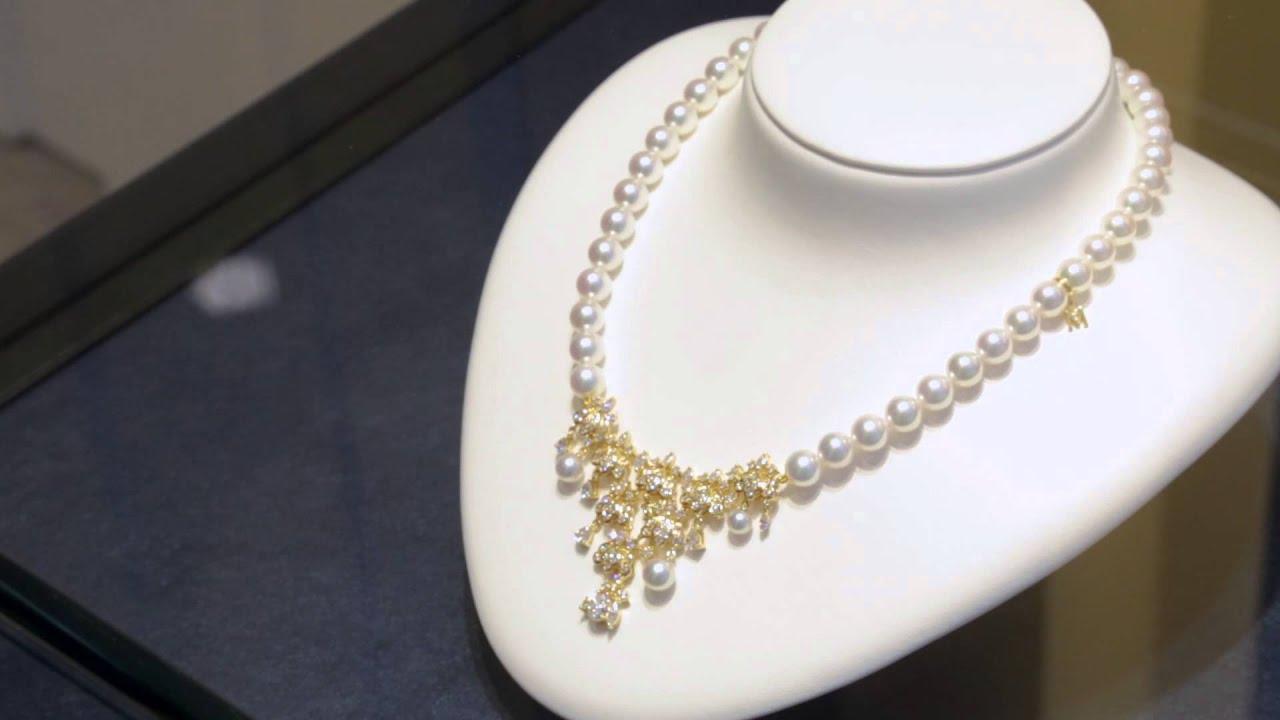 Mikimoto The Art Of Pearl Youtube