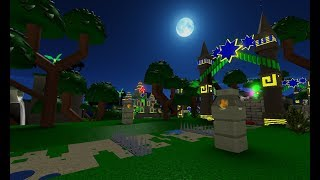 Roblox Luminous Forest Act 1 BETA