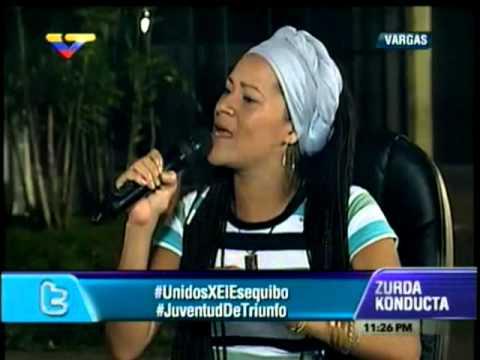 Zurda Konducta, VTV. Respuesta a Voluntad Paramilitar desde Vargas. Más fotos safari de Bocaranda
