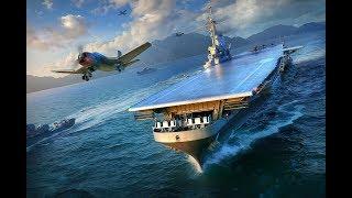 World Of Warships    КАТАЕМ НА АВ  ОТДЫХАЕМ ОТ ПОТНЫХ КБ