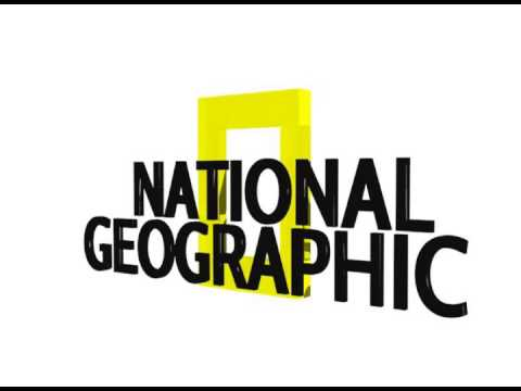 national geographic 3d logo - youtube