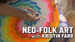 Neo-Folk Art with Kristin Farr | KQED Arts