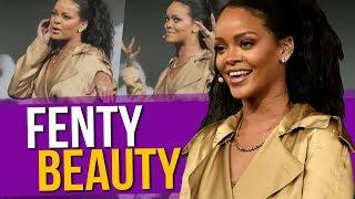 Baixar Rihanna Palestrando Sobre o Fenty Beauty