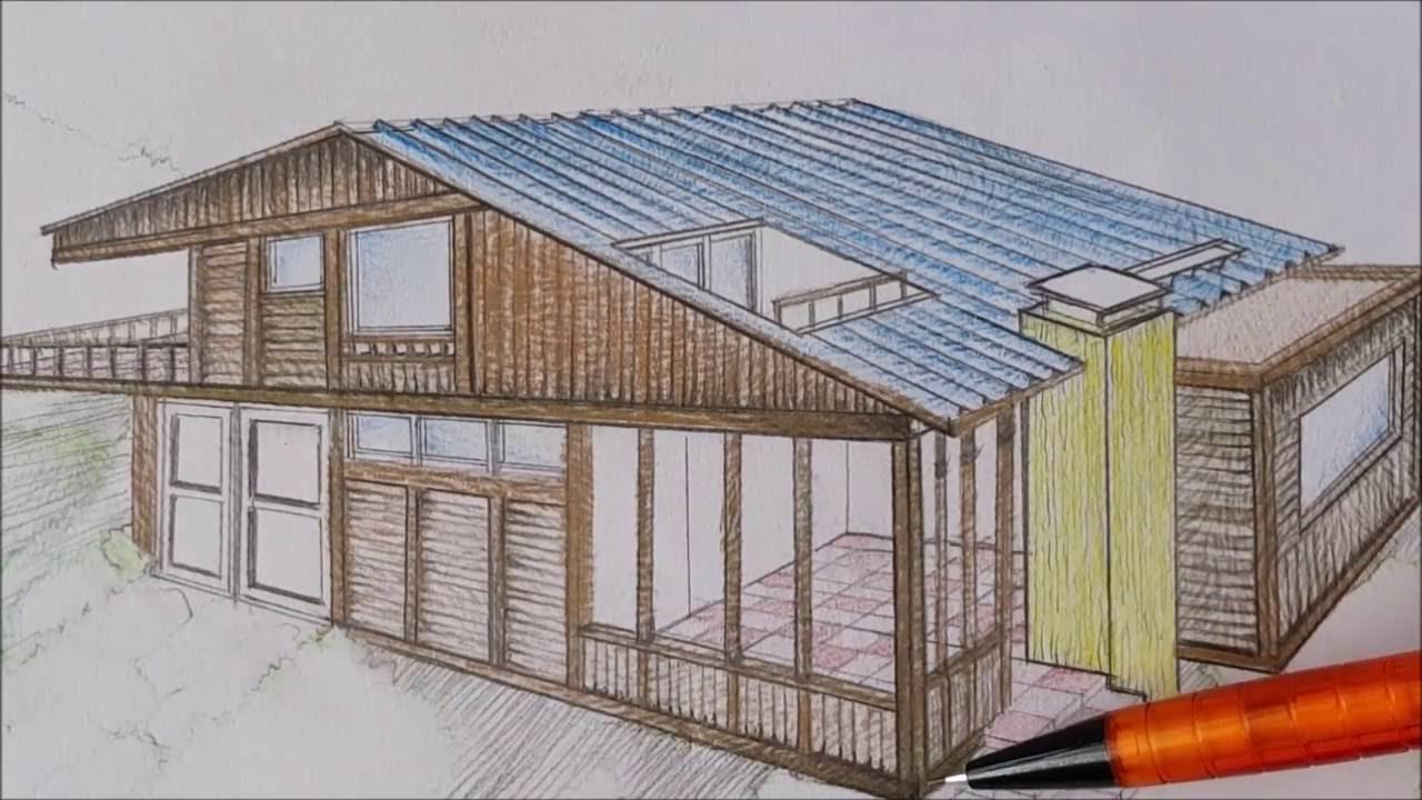 Cimentaci n para estructura en madera youtube - Estructura de madera para piscina ...