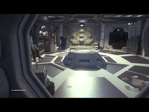 Alien Isolation: Crew Expendable DLC part 1 |
