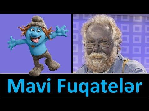 Martin Fuqatenin nəsli: genetik problemə görə dünyaya gələn mavi uşaqlar — Mavi Fuqatelər