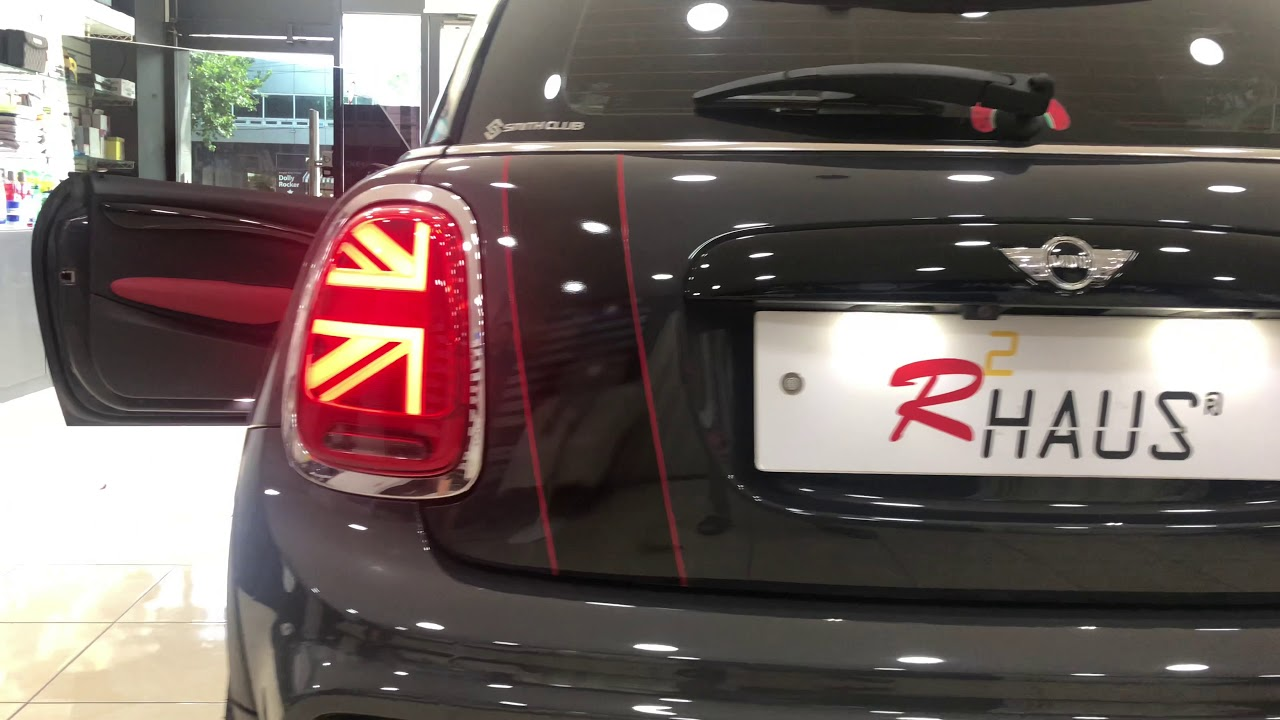 New LCI headlights & LED Rear UJ lights fit on older F56? | Page 14
