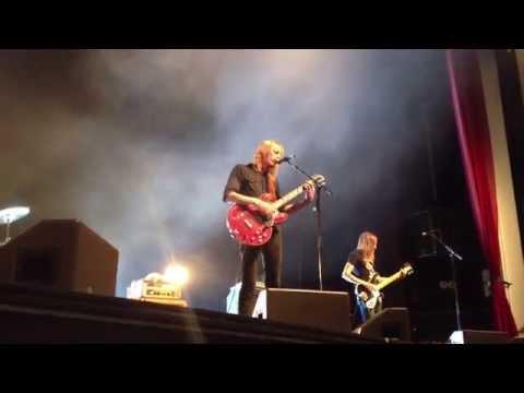 Graveyard - The Siren (Live Liseberg 2014-08-06)
