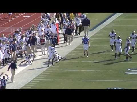 Juwan Thompson - Duke RB #23 - Highlight