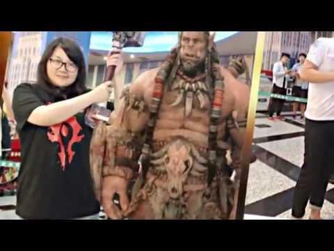Wanda Cinema - Warcraft Promotion