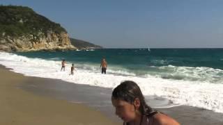 Греция дикий пляж волны 2013(, 2015-09-30T06:47:14.000Z)