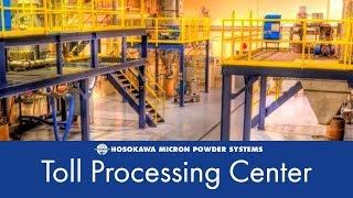Toll Processing Center — Hosokawa Micr