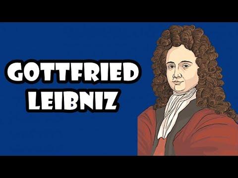 Gottfried Leibniz - Filosofía