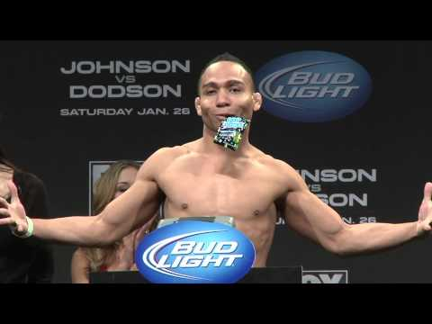 UFC on FOX 6: Weigh-in Highlight