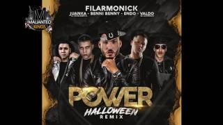 Filarmonick Ft Endo, Juanka, Benny Benni, Valdo - Power Halloween Remix