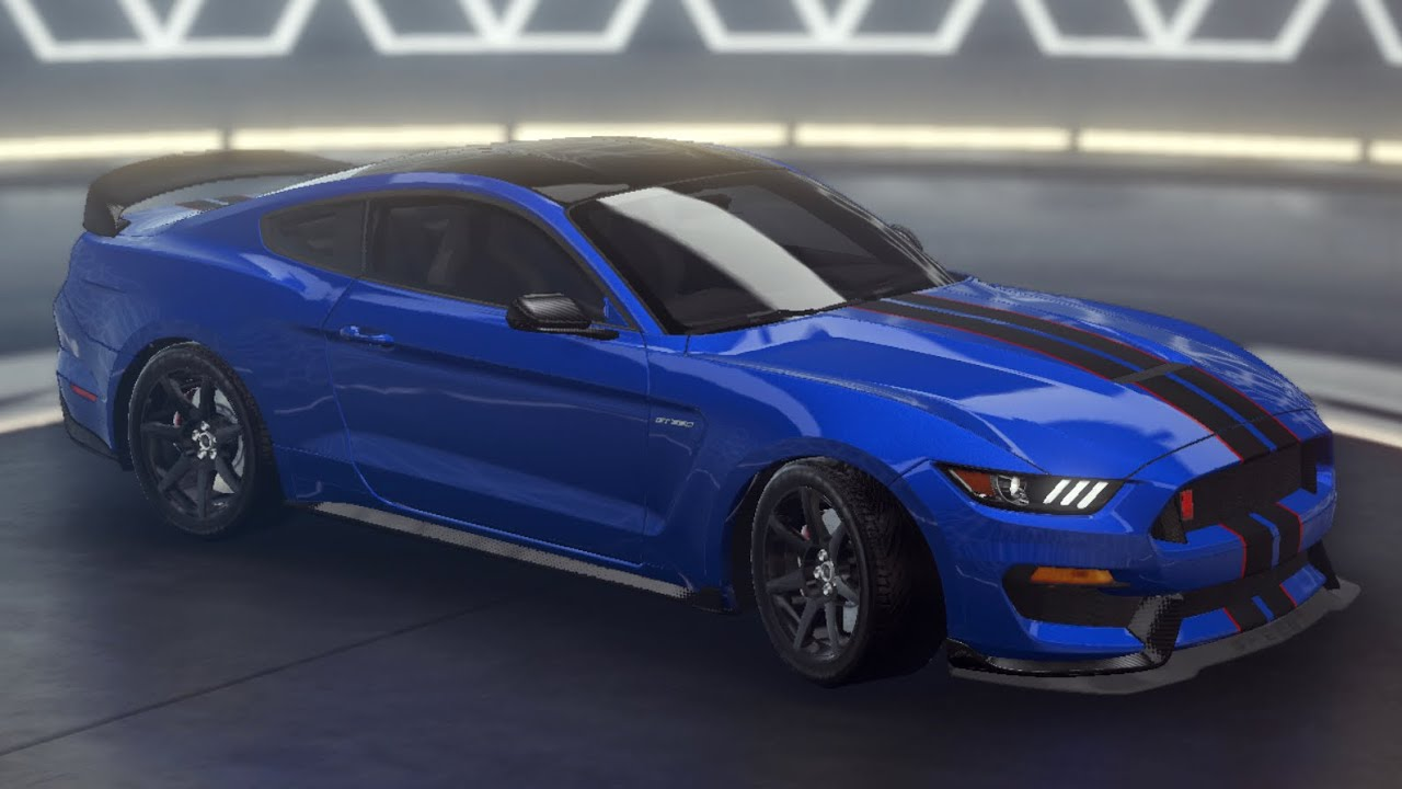 Asphalt 9 Ford Mustang