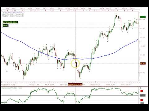 Trading with Williams Percent R and 100 SMA