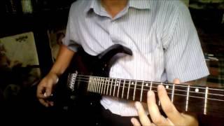 Hướng dẫn Solo guitar đơn giản cho chù âm trưởng và thứ - Cool box :)