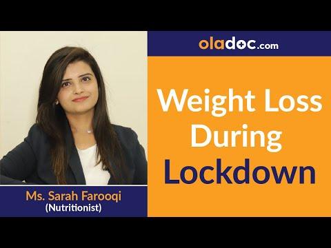 Quarantine Weight Loss Diet in Urdu/Hindi | Isolation men Wazan Kam Karne Ka Tarika | Dietitian Tips