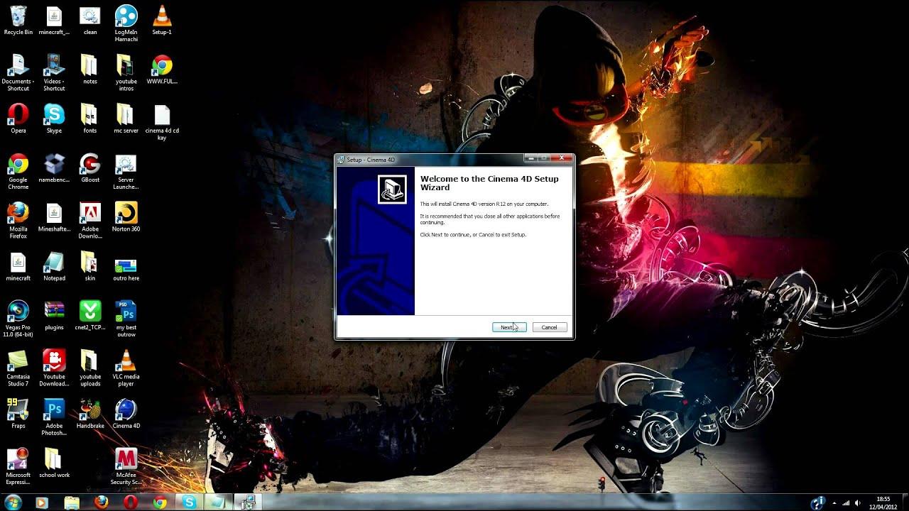 Cinema 4d Studio R12 - DownloadKeeper