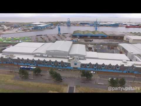 BBC Cymru Wales Roath Lock studios, Cardiff Bay