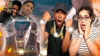 NBA Youngboy Until Death Call My Name 😱🔥| Album Review Overdose | Reaction WHATS THE BEST SONG?🤔