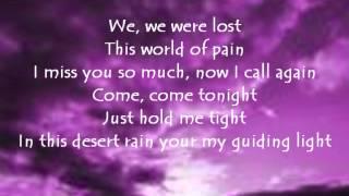 Edward Maya feat. Vika Jigulina - Desert Rain [Lyrics]