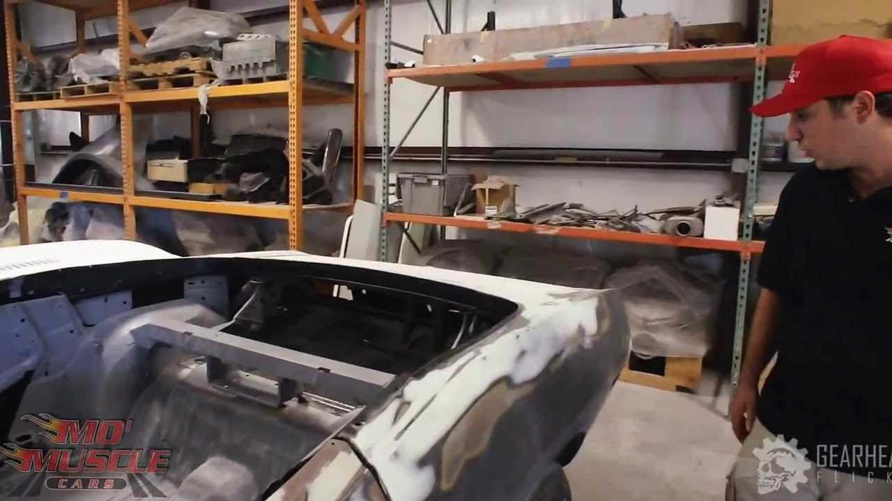 Mo\' Muscle Cars Shop Walk Through and Customer Testimonials - YouTube