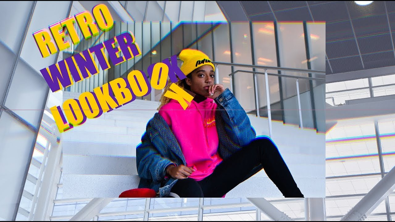 [VIDEO] - RETRO WINTER LOOKBOOK 4