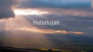Heather Williams - Hallelujah - Lyrics