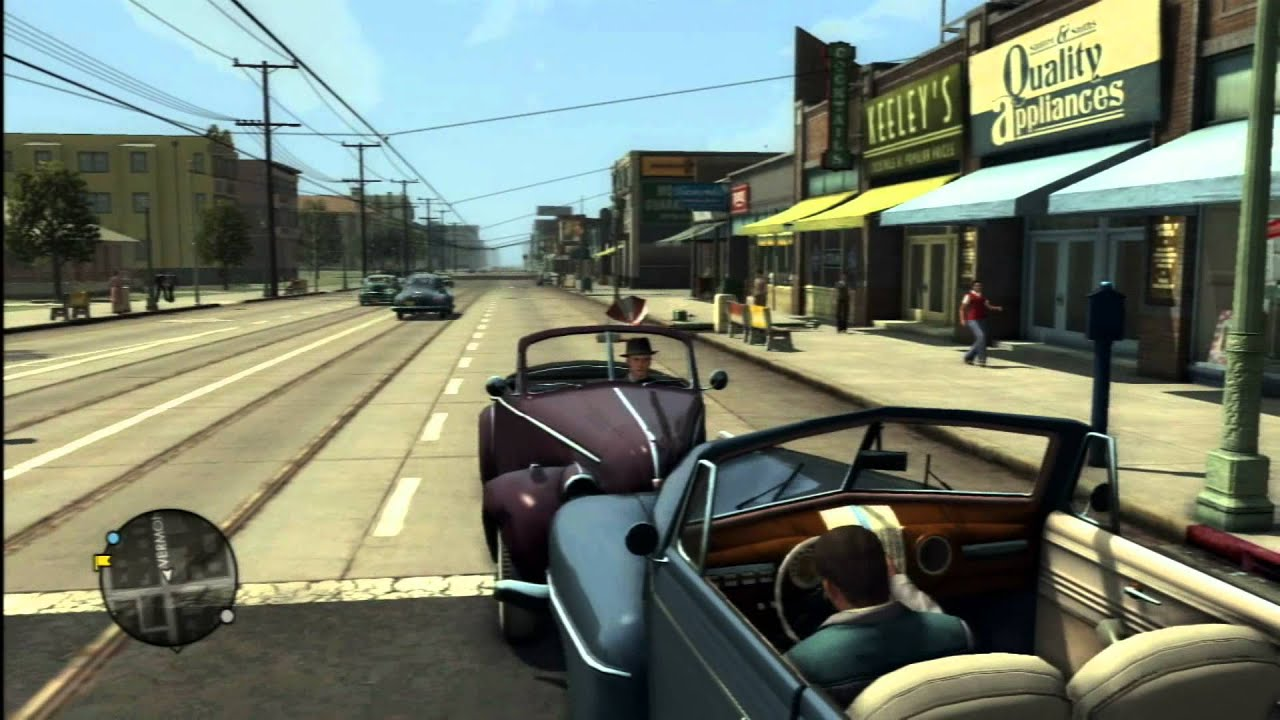 Classic Game Room - L.A. NOIRE review - YouTube