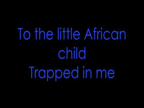 Infant Sorrow  Little African Child trapped in me lyrics