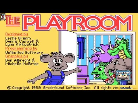 the playroom broderbund