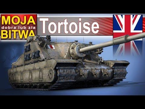Tortoise - robię szybkiego Asa - mocny po buffie - World of Tanks