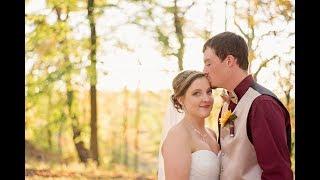 Mariah + Josh: A Blossom Grove Farm Wedding