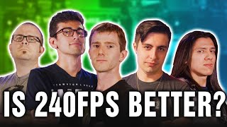 Does High FPS make you a better gamer? Ft. Shroud - FINAL ANSWER