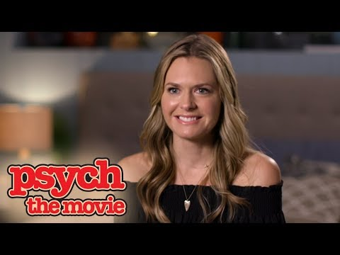 Psych: The Movie | Cast Superlatives