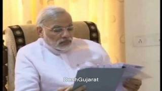 Narendra Modi, Keshubhai Patel attend Shri Somnath Trust meeting