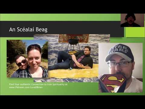 Your Irish Connection 11 - Interview with An Scéalaí Beag