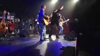 Repeat youtube video Natalino en el Lunario con Los Ángeles Negros - A tu recuerdo