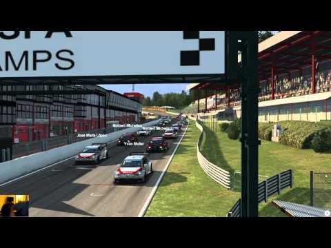Race Room Racing Experience R3E - SPA SPA SPA!!!