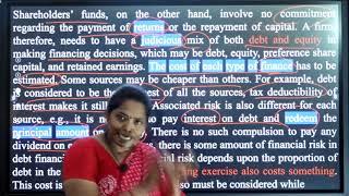 II PUC |BUSINESS STUDIES | FINANCIAL MANAGEMENT - 02