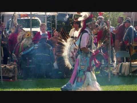 13th Annual Abenaki Nation of NH Mitejo pow wow 2009